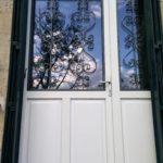 Pose de porte en PVc à Thourotte